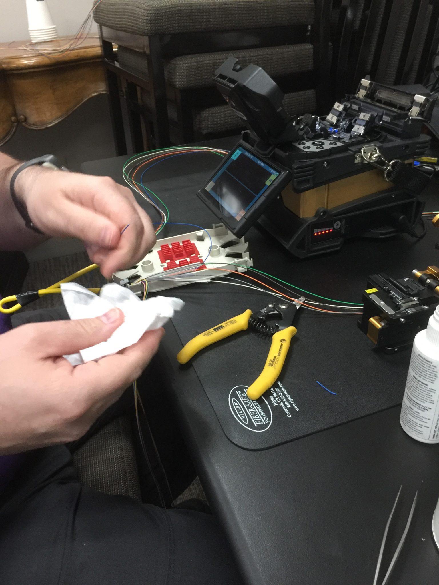 the fiber school  u2013 fiber optic training and certifcation